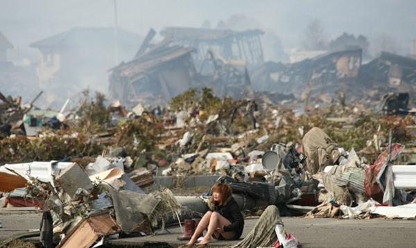 ちいさいひと 東日本大震災